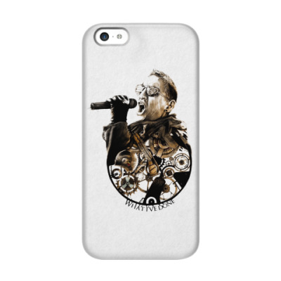 Чехол для iPhone 5c Linkin Park