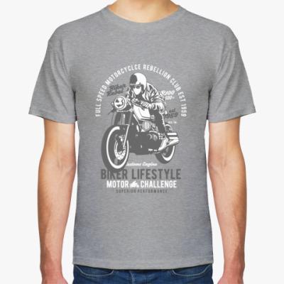 Футболка American Biker Lifestyle Vintage