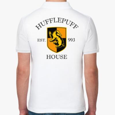 Рубашка поло Hufflepuff