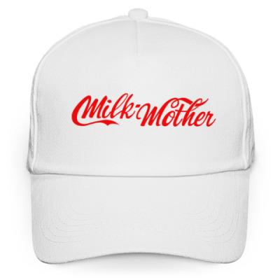 Кепка бейсболка Milk Mother