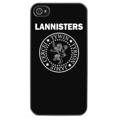 Чехол для iPhone Lannisters
