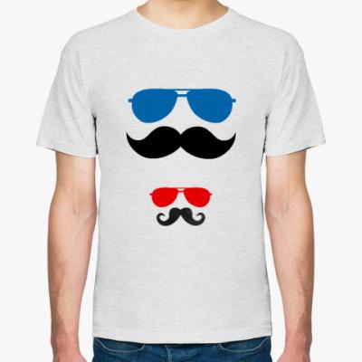 Футболка Mustache