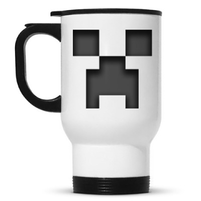 Кружка-термос Minecraft Creeper