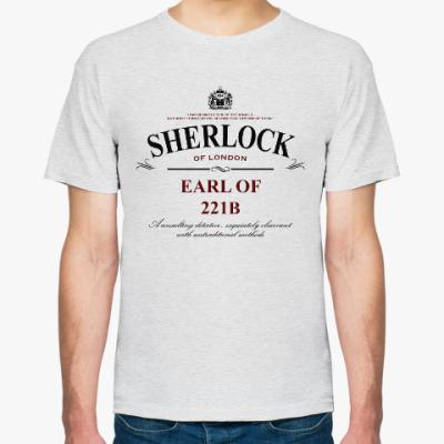 Футболка Шерлок
