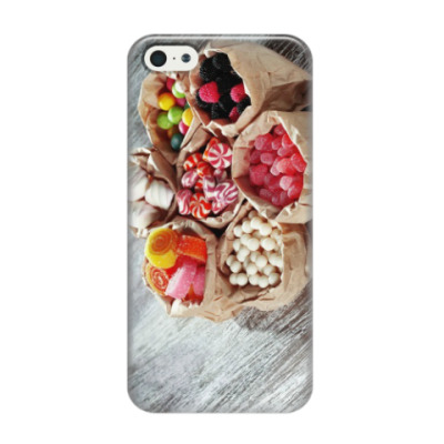 Чехол для iPhone 5/5s сладости