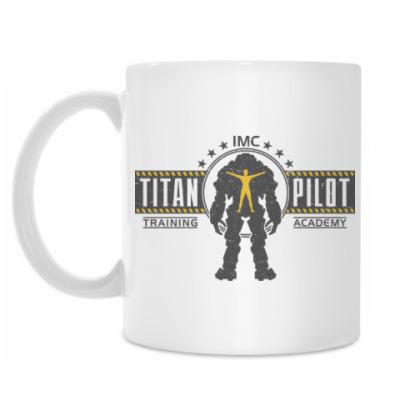 Кружка Battlefield Titan Pilot