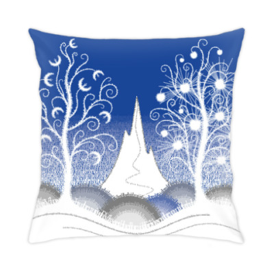 Подушка Два Древа