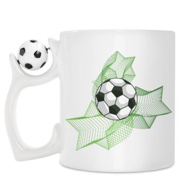 Кружка Звездный футбол