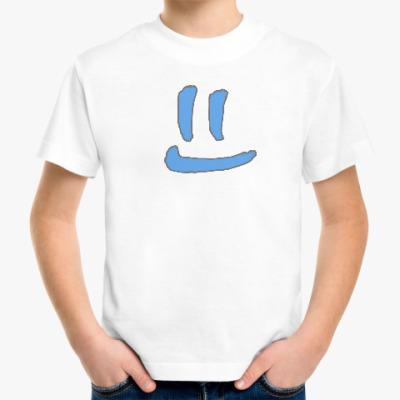 Детская футболка Чистая улыбка