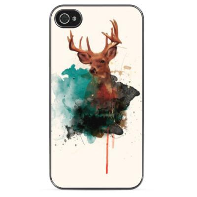 Чехол для iPhone Deer