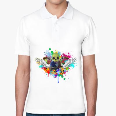 Рубашка поло Hardcore & Art