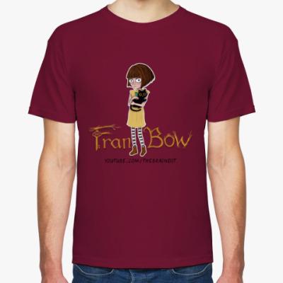 "Футболка Мужская футболка ""Fran Bow"""