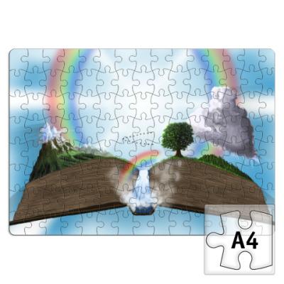 Пазл Книга жизни