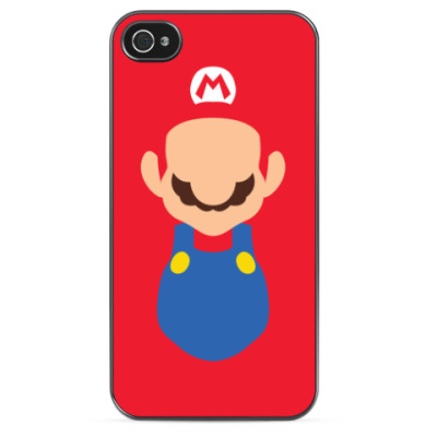 Чехол для iPhone Mario