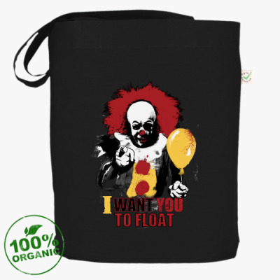 Сумка Clown It by Stephen King