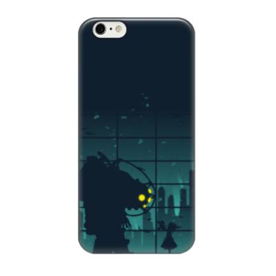 Чехол для iPhone 6/6s BioShock Big Daddy