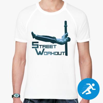 Спортивная футболка Street Workout. Edge #6