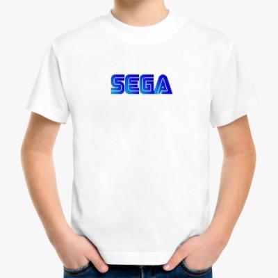 Детская футболка SEGA