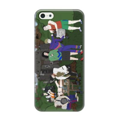 Чехол для iPhone 5/5s Чехол для iPhone 5/5s (3D)