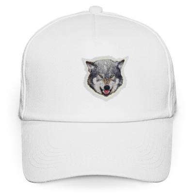Кепка бейсболка Волк