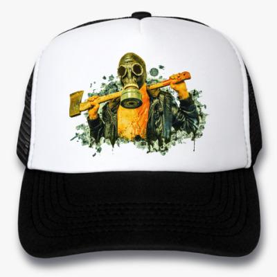 Кепка-тракер Zombie Killer