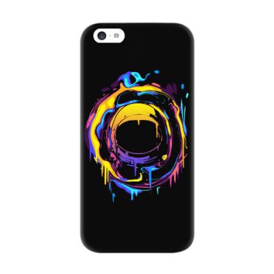 Чехол для iPhone 5c Космонавт