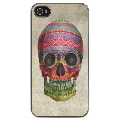 Чехол для iPhone Skull