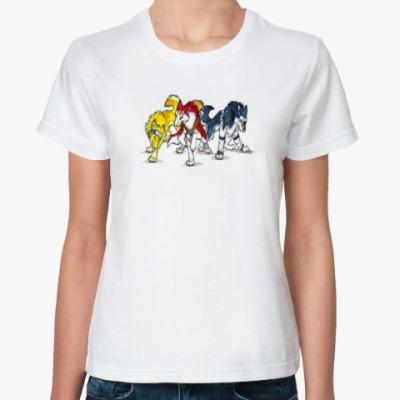 Классическая футболка Наруто