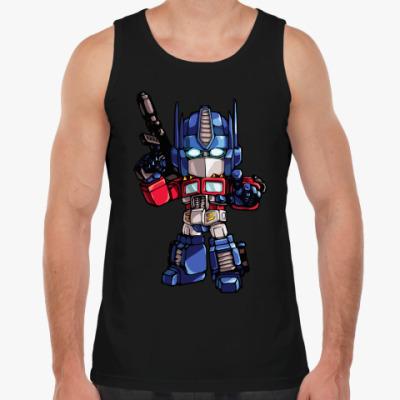 Майка Optimus Prime
