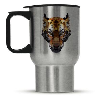 Кружка-термос Тигр / Tiger