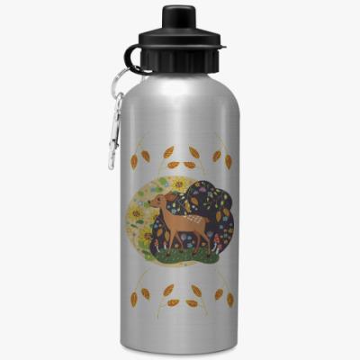 Спортивная бутылка/фляжка Сила природы