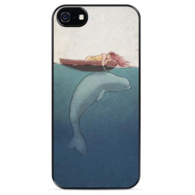 Чехол для iPhone Whale