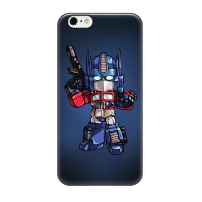 Чехол для iPhone 6/6s Optimus Prime