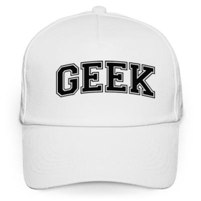 Кепка бейсболка Geek