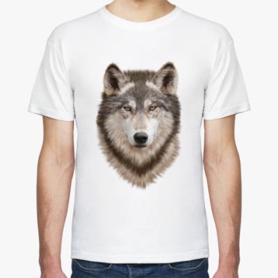 Футболка Волчья суть