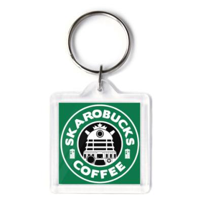 Skaro Coffee DOCTOR WHO Dalek