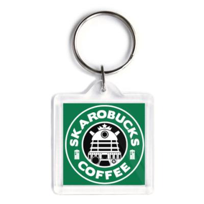 Брелок Skaro Coffee DOCTOR WHO Dalek
