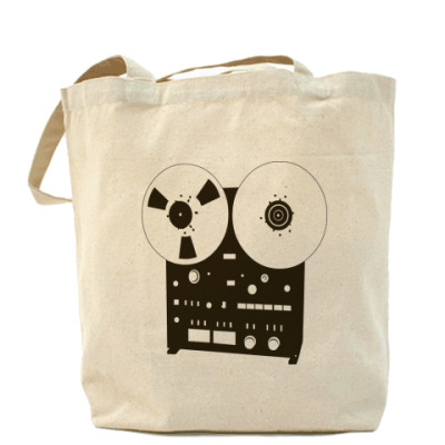 Сумка Холщовая сумка Music