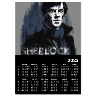 Календарь Шерлок