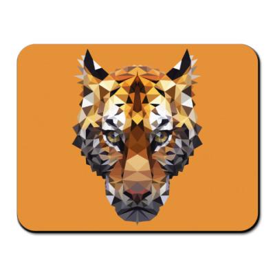 Коврик для мыши Тигр / Tiger