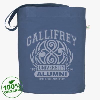 Сумка Gallifrey University Alumni
