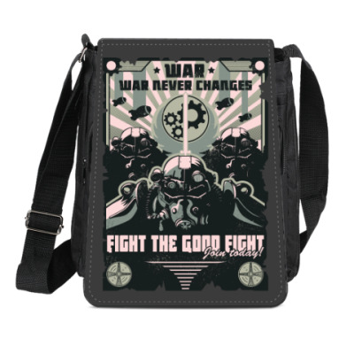 Сумка-планшет Fallout Фоллаут