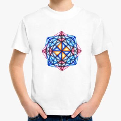 Детская футболка Калейдоскоп Декабрь