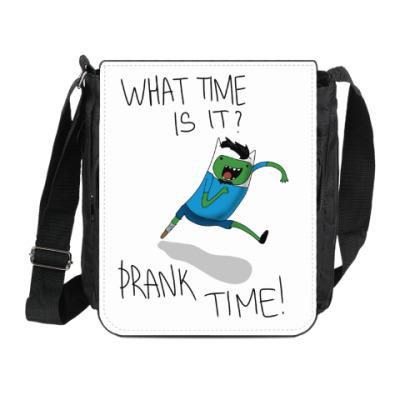 Сумка на плечо (мини-планшет) Prank Time