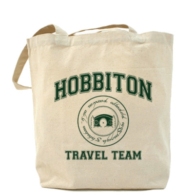Сумка Hobbiton Travel Team