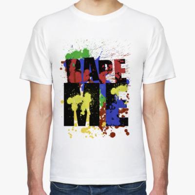 Футболка Nirvana - Rape me