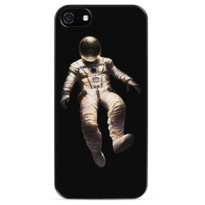 Чехол для iPhone В открытом космосе