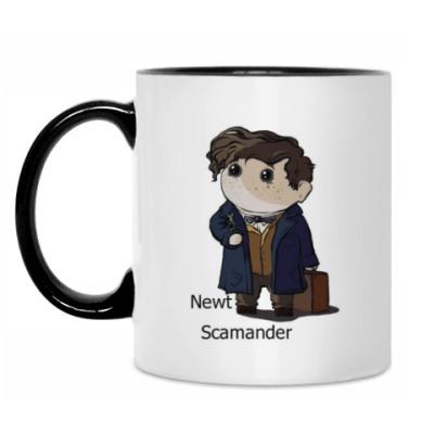 Кружка Newt Scamander