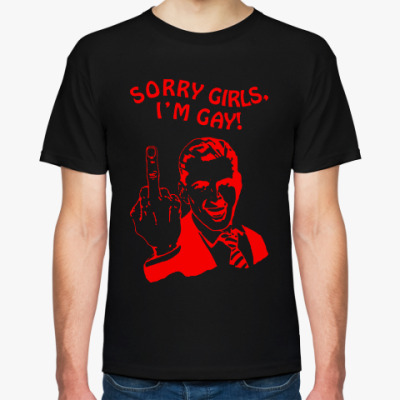 Футболка SORRY GIRLS