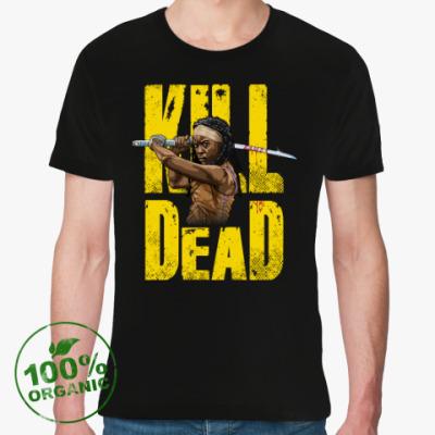 Футболка из органик-хлопка Walking Dead Ходячие мертвецы